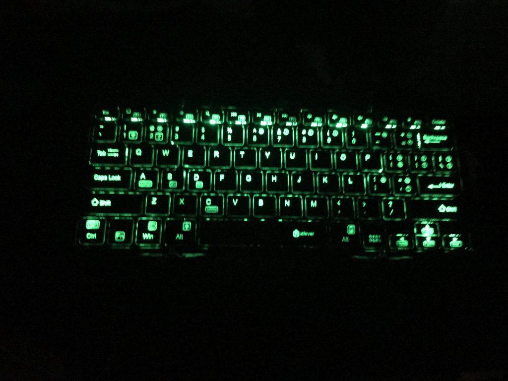 IC-BC20 緑